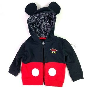 Mickey Mouse Hoodie Jacket Official Disney Park